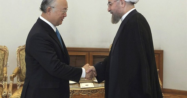 UN: Iran ready to cooperate on nuclear probe
