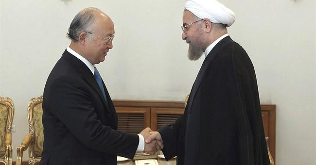 UN sees some progress in Iran nuclear probe