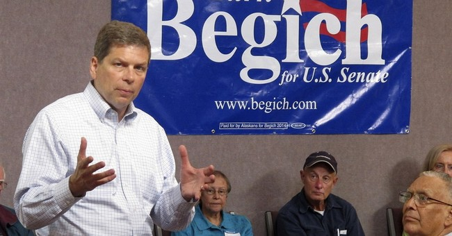 In Alaska, a personal touch to GOP Senate primary
