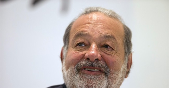 Mexican billionaire offers advice for Latinos