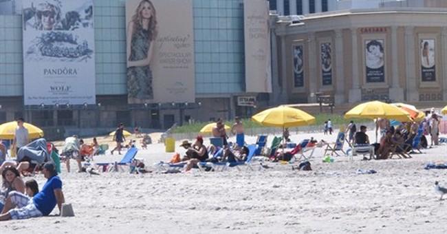 Atlantic City fears closing casinos may be eyesore
