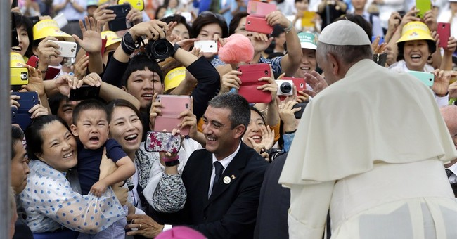 A look ahead at pope's final day in South Korea