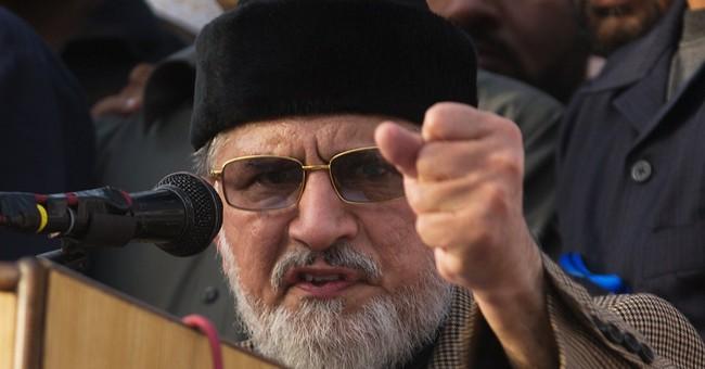 Pakistan politician calls for civil disobedience
