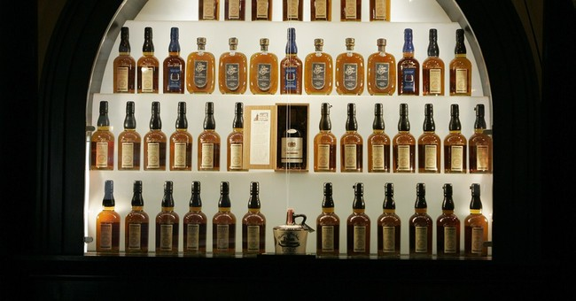 Bourbon production reaches high point since '70s