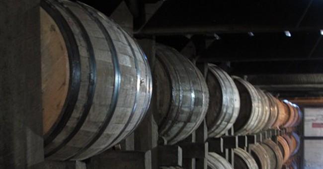 Bourbon production reaches high point since '70s