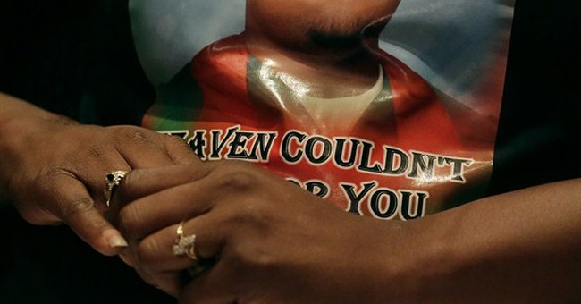 Key events following the death of Michael Brown