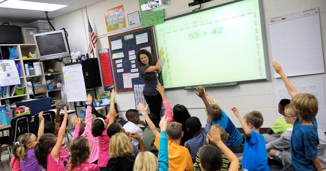 Kids' brains reorganize when learning math skills