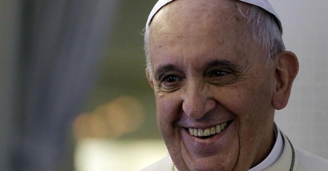 Pope OKs protecting Iraq minorities, wants UN OK