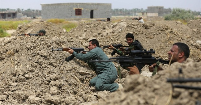Obama: Iraq forces retake Mosul Dam from militants