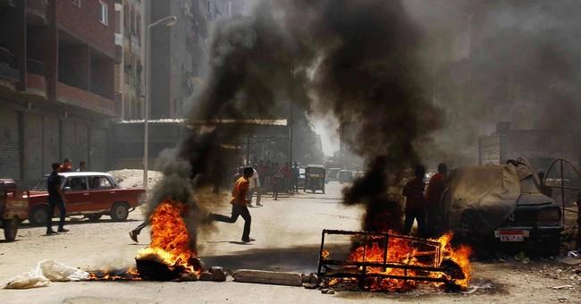 Egyptian official: Gunmen kill policeman on patrol