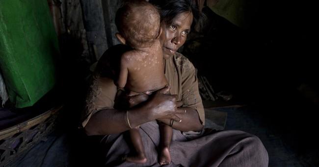 Name of Muslim group in Myanmar goes unspoken