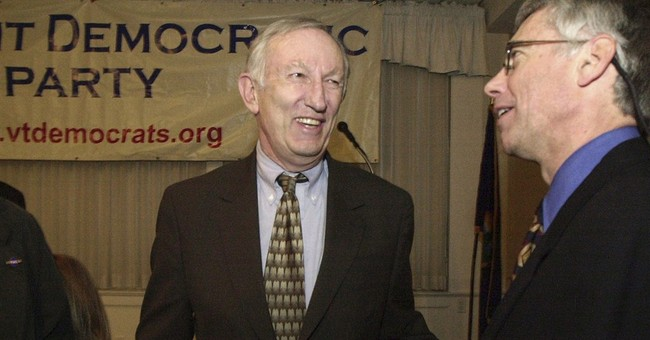 Former Vermont US Sen. Jeffords dies at 80