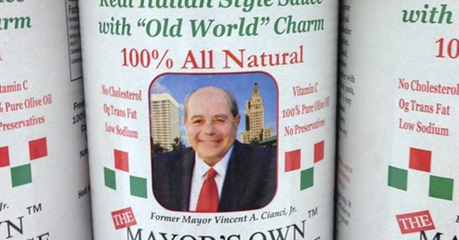 Cianci sauce made no money for charity in 4 years