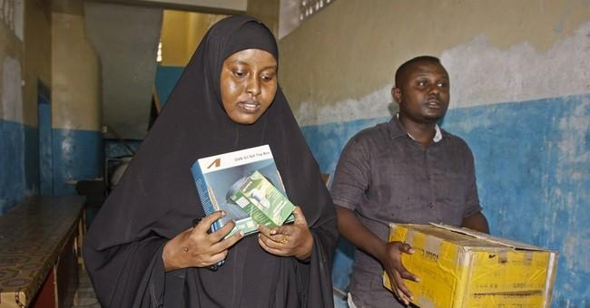 Somalia TV sales grow as many avoid public places