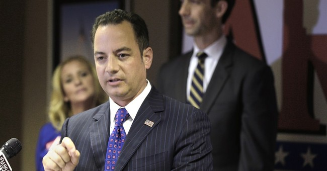 GOP chairman says Arkansas key in US Senate fight
