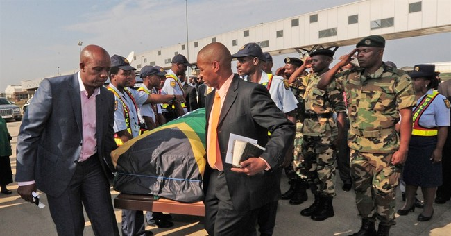 South Africa repatriates journalist's remains