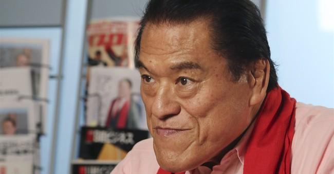 Ex-NFL lineman tops bill for Pyongyang fight night