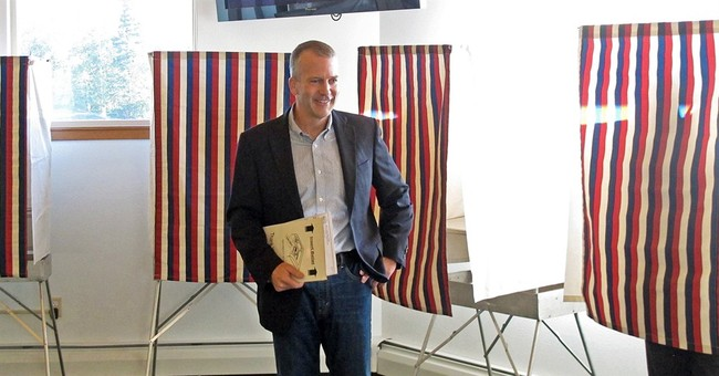 Dan Sullivan wins Alaska's GOP US Senate primary