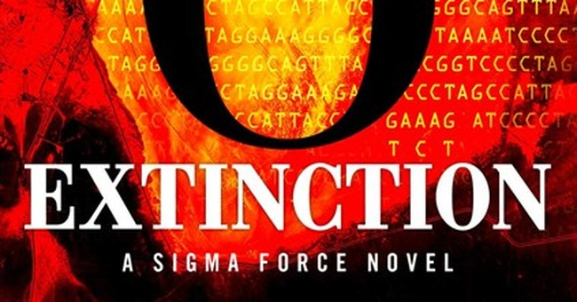 James Rollins delivers in 'The 6th Extinction'