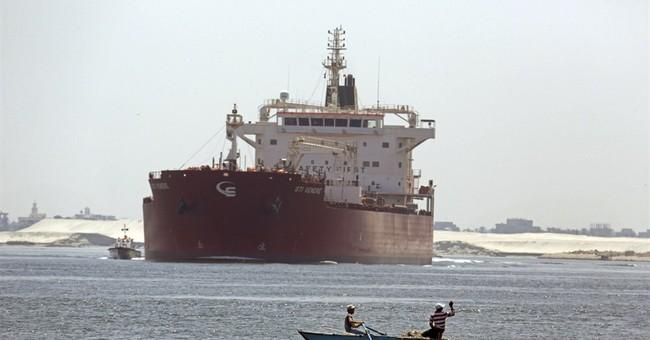 Egypt picks consortium to draft Suez plan
