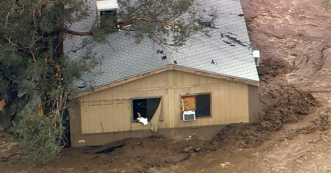 Flood cleanup begins in Phoenix after heavy storms