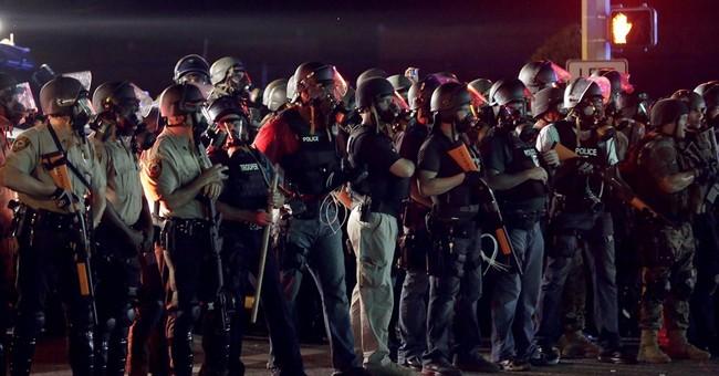 Many communities still mistrust police