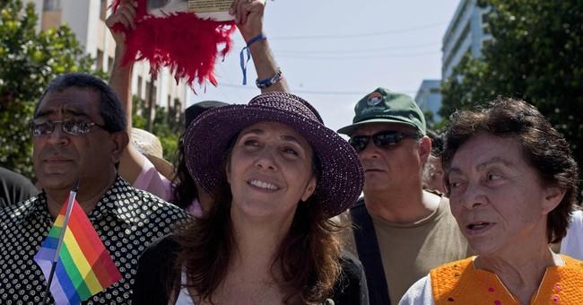 A Castro breaks tradition with 'no' vote in Cuba