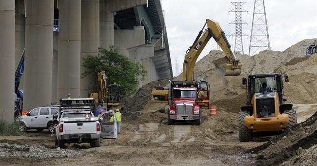 Landowners cited for pile that damaged Del. bridge
