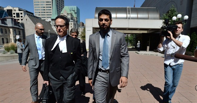 'Canadian Idol' contestant acquitted on terrorism