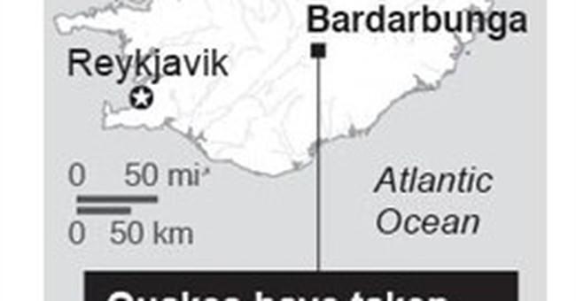 Tourists evacuated amid Iceland volcano concerns