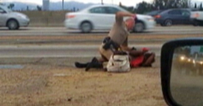 CHP says officer may face serious beating charges