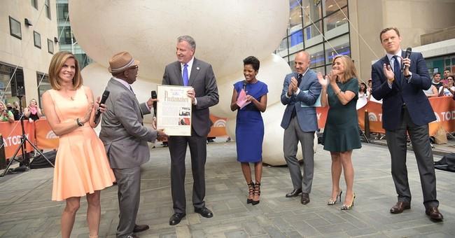NYC mayor declares 'Al Roker Appreciation Day'