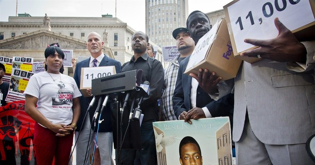 Parents demand federal probe in NY police shooting