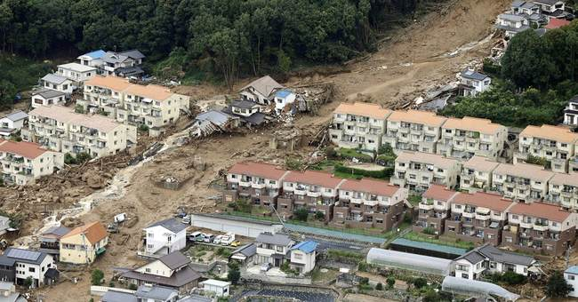 36 dead, 7 missing in Hiroshima landslide