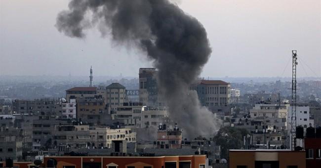 Israeli air strikes pound Gaza; 6 dead in Rafah