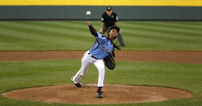 Mo'ne Davis brings big ratings to Little League