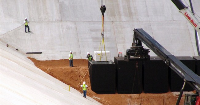 Texas regulators OK expanding nuclear waste site