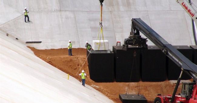Texas regulators OK expanding nuclear waste site