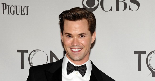 Nice guy Andrew Rannells channels his inner Hedwig