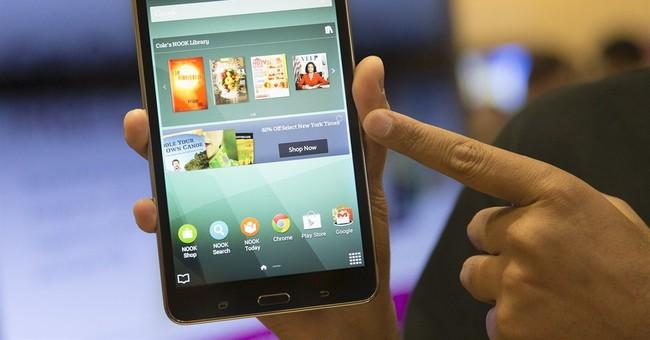 B&N, Samsung unveil reading-focused Nook tablet