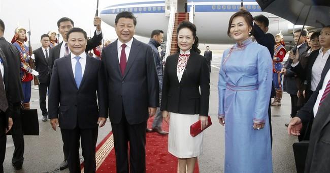 Mongolia, China pledge $10 billion in annual trade