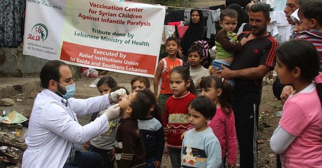 Study: Combining vaccines boosts polio immunity
