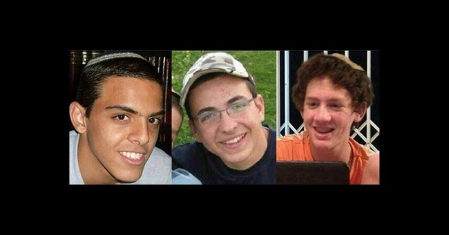 Hamas admits kidnapping Israeli teens