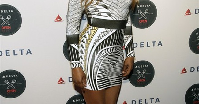 Serena the singer? Tennis star does karaoke