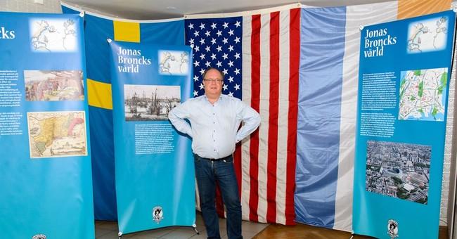 Swedish town celebrates link to the Bronx
