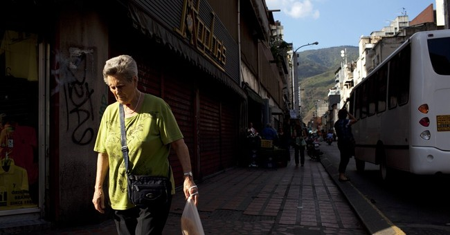 Venezuela proposes fingerprinting shoppers