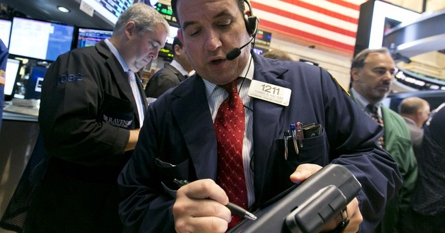 Stocks are mostly lower as Ukraine tensions flare