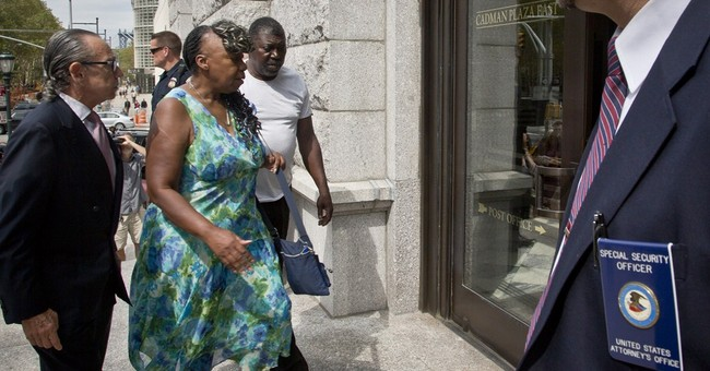Family of NY man killed by chokehold talks to feds