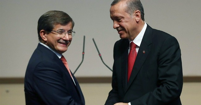 Turkey's Davutoglu named new premier