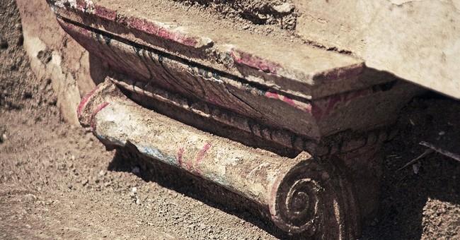 Greek archaeology site sparks intense interest